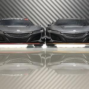 ホンダ・アキュラ NSX GT3  。