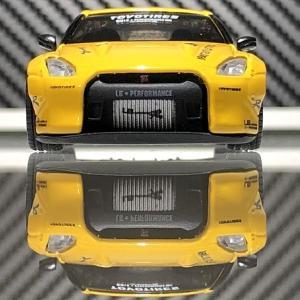 ニッサン GT-R  。