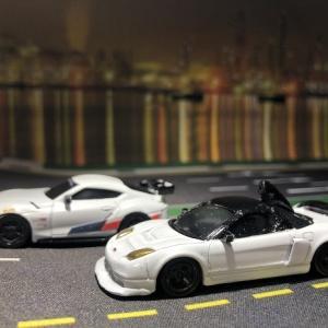 【カスタム】 ホンダ NSX-R GT  。