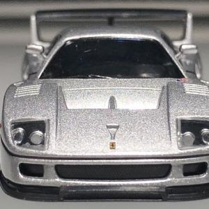 フェラーリ F40 GTE  。