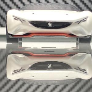 プジョー Vision Gran Turismo  。