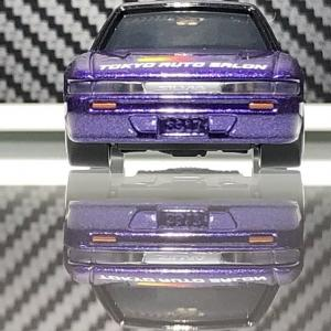 【TOMICA】 NISSAN SILVIA S13  。