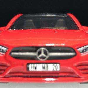 HW Mercedes-Benz A-Class  。