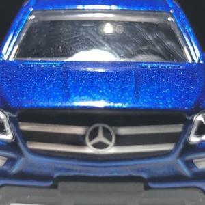 Majorette Mercedes-Benz GL-Class  。