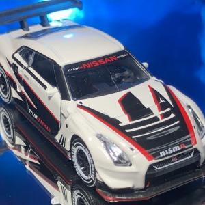 MAJORETTE NISSAN   GT-R   Nismo   GT3  。