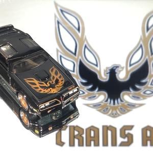 HW Pontiac Firebird TransAmerica  。