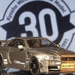 KYOSHO  R34  NISMO  CRS  Ver  。