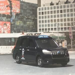 TOMICA  トヨタ ジャパン タクシー TOKYO2020      。