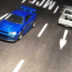 HW  Nissan  Skyline  GTR    BNR34    。