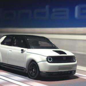 TOMICA   Honda  e   。