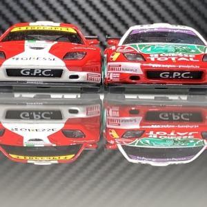 フェラーリ 575 GTC  。