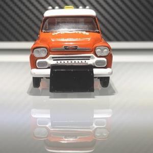 シボレー Apache Tow Truck 1958  。