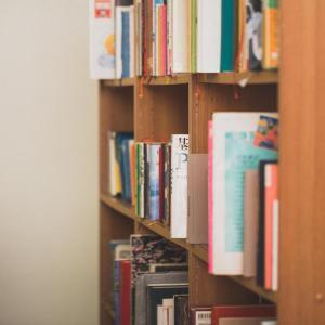 本を手放すのは意外と簡単!本を溜めないマイルール