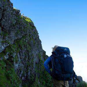 登山始めての変化が著しい件【登山歴1年】