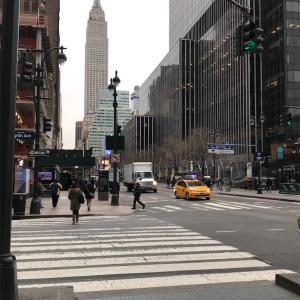 ニューヨーク・ワシントンDCの旅②ニューヨークからメガバスでワシントンDCへ
