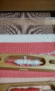 異素材ミックスでイベント感アップ。 ~織り~