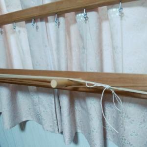 二重織りの織り比べ 1