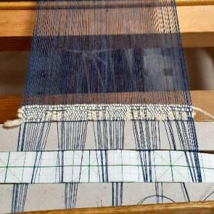 試し織りとオンラインショップのこと。