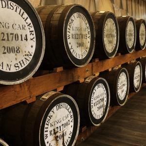 台湾ウイスキー「KAVALAN」の蒸留所見学