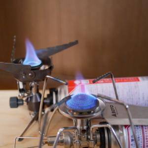 車中泊バーナー「イワタニとソト(SOTO)」の火力を徹底比較