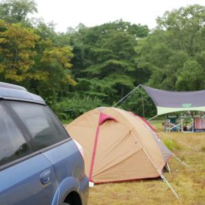 車中泊キャンプでタープ用の『頑丈なペグ』が必要な理由