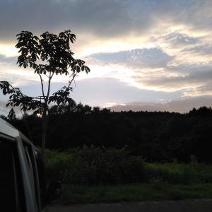 大人の一人旅と『車中泊の朝コーヒー』