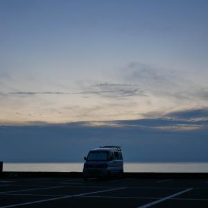 大きな決断の時『車中泊一人旅』の効果