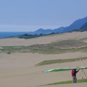 第103話 「鳥取砂丘と因島からの使者」