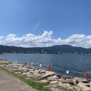 第107話 憧れの琵琶湖 ~笑いは涙へ~