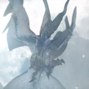 【モンハンアイスボーン】凍て刺すレイギエナに凍て刺されてきました!カッチカチです!