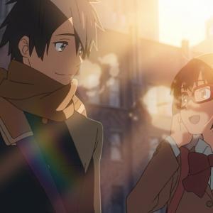 新海誠監督による受験生応援アニメーション『クロスロード』が放映