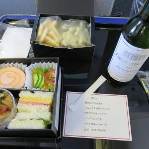 国内線プレミアムクラスサービス【プレミアム軽食】様々な有名老舗が!