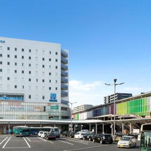 宿泊は枯渇【スーパーホテルLohas JR奈良駅】にて宿泊