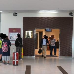 福岡空港国内線【くつろぎのラウンジTIME】は改装が終わって到着後すぐに入れる!