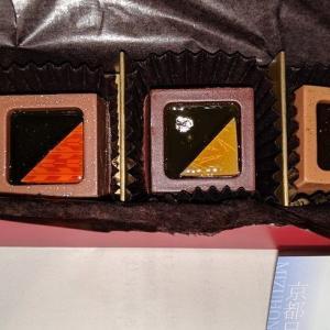 あの有名なチョコレート店にこんなものが【ベルアメール京都別邸】京都限定!