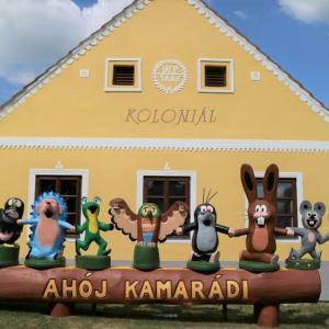 チェコの世界遺産の村【ホラショヴィツェ】もぐらのクルテクが超絶かわいい!