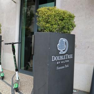 リスボンでヒルトンは唯一!【ダブルツリー バイ ヒルトン リスボン フォンタナパーク】街中のホテル!