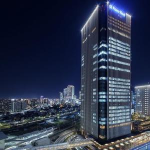 【名古屋プリンスホテルスカイタワー】ラウンジも最高!エレガントな宿泊を!