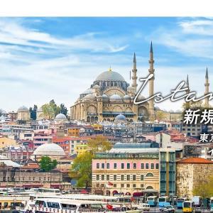 羽田からトルコへの選択肢【ターキッシュエアラインズ】トルコも行きたい!