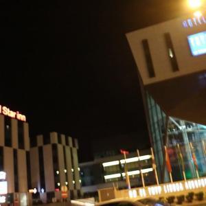 帰国にはやっぱり【TRYP リスボン アエロポルト ホテル】エアポートホテルが超絶楽ちん!
