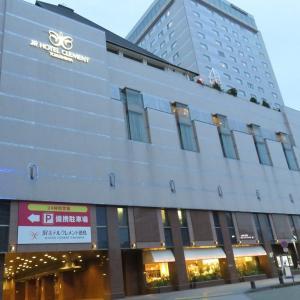 駅はやっぱりJRホテル【JRホテルクレメント徳島】JR四国のホテル