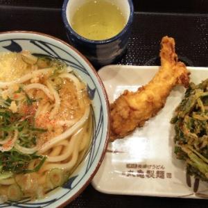 癒しのスーパー銭湯と丸亀製麺