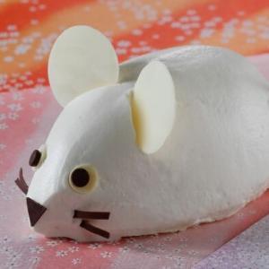 【シェラトン都ホテル大阪】2020年の干支「子」をモチーフにしたケーキを発売