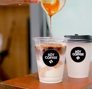 こだわり珈琲と多様なアーティストに出会える「SÖT COFFEE ROASTER」リニューアルオープン