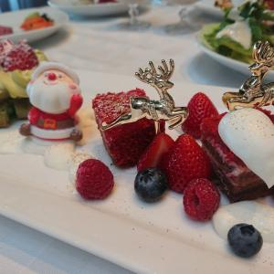 フェスティブ ブランチブッフェ&クリスマス スイーツブッフェ