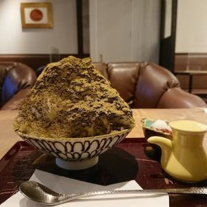 宇治園 喫茶去 心斎橋店