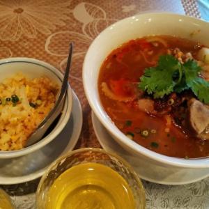 西新タイ料理【アイヤラー】ランチ730円は美味しかった。