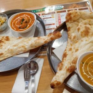 インド&ネパール料理【MAYAマヤ】シャープな辛さのカリーでした