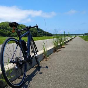 糸島半島へ103KMソロライド