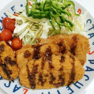 福岡食べ歩きは、西友サニーでお惣菜【ミックスフライ定食】